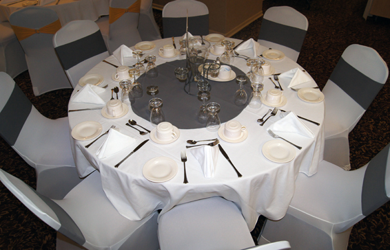 Pewter Full Table